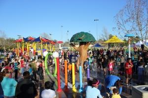 Splash Pad at Margarita Park