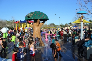 Splash Pad at Margarita Park