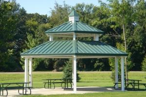 Baytown Township Shade Shelter