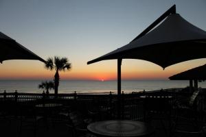 SkySpan Sunset at Sawgrass