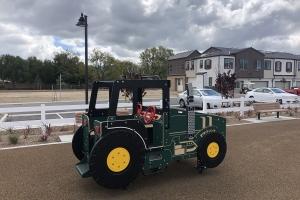 Farm themed-Tractor-2