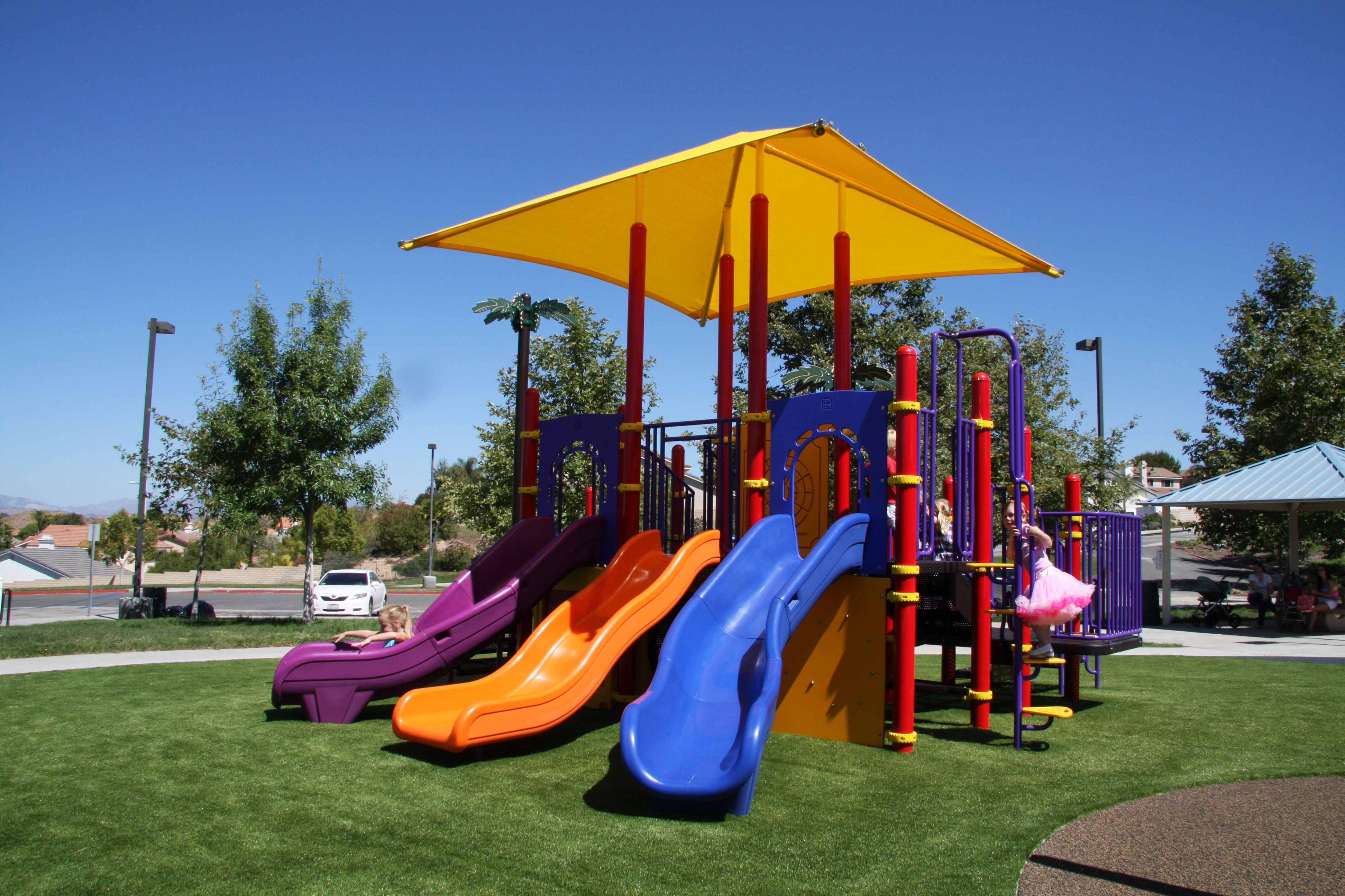 Playground Equipment Colors How To Select Playground