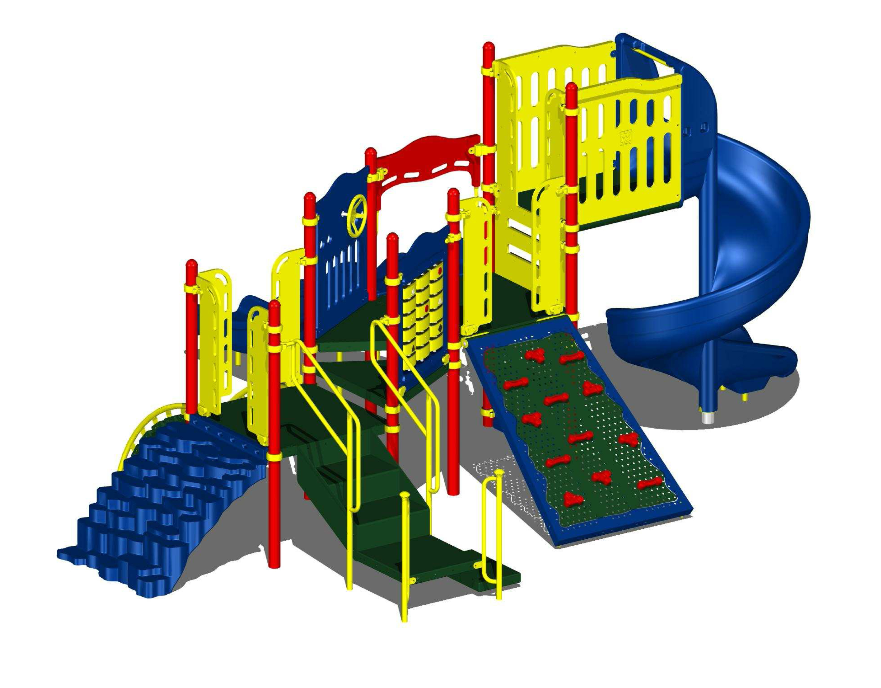 San Diego Playground Distributor Pacific Play Systems Opens