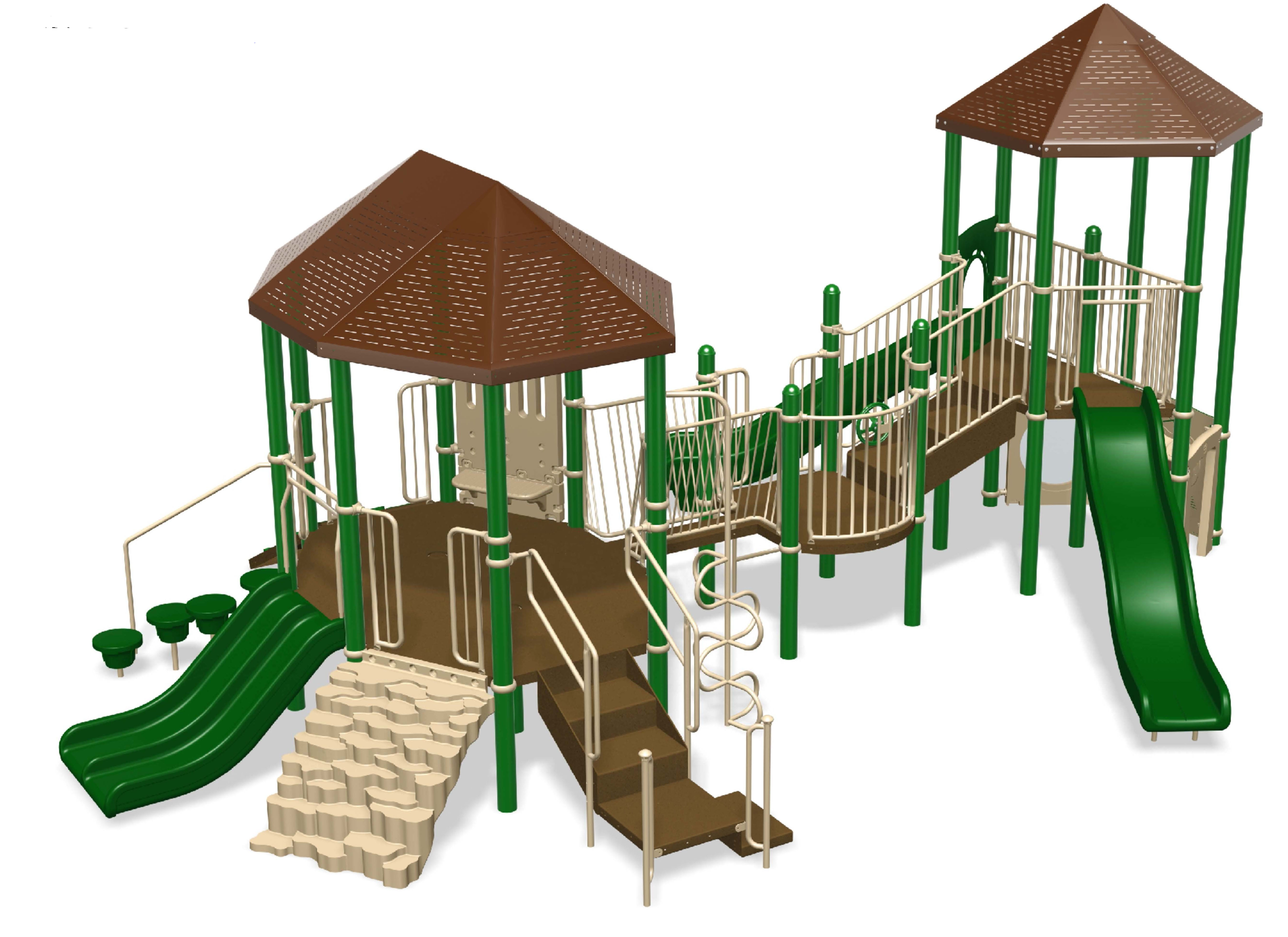 school playground equipment renovation project awarded for palm