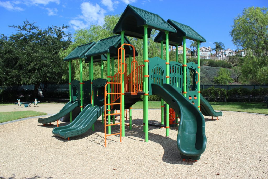 Escondido HOA Playground Equipment Installation Completed by Pacific Play Systems, Inc.