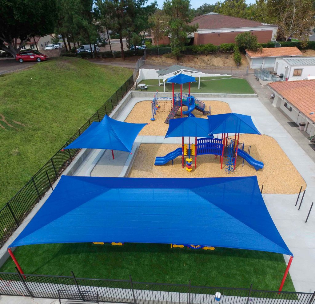 Pacific Play Completes New San Diego Playground Project at Local Preschool