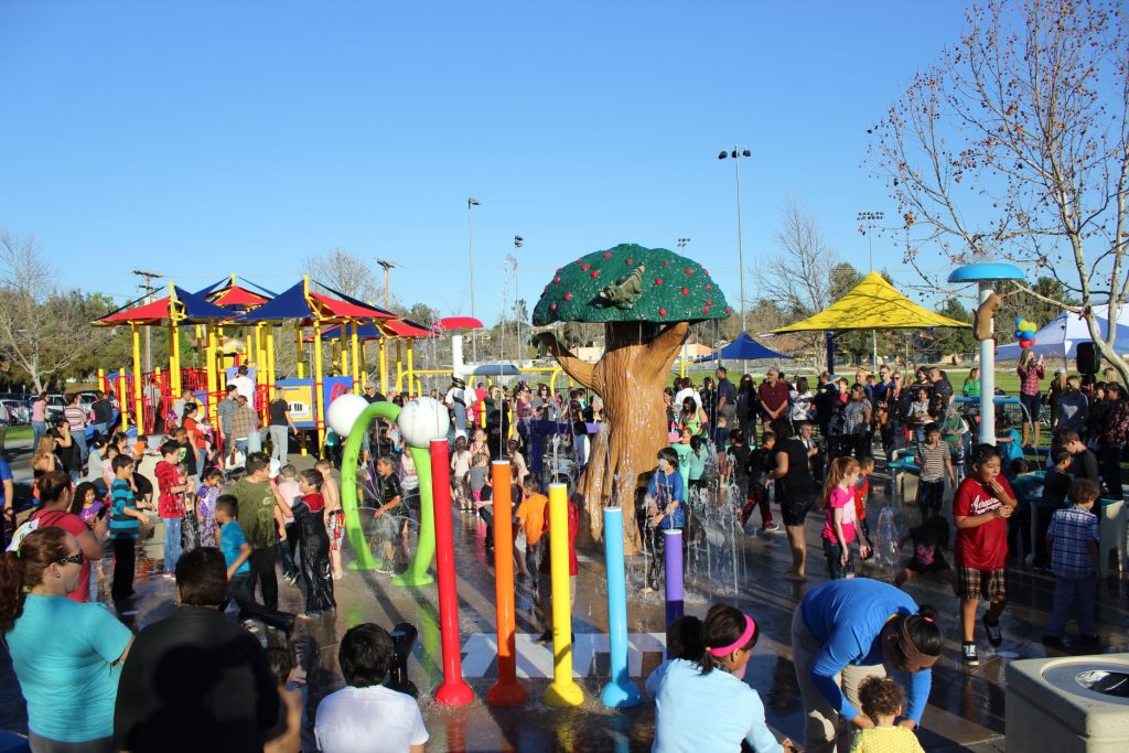 Margarita Community Park Grand Opening