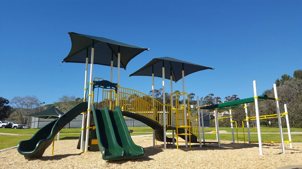 San Diego Commercial Playground Renovation Revitalizes HOA's Play Area