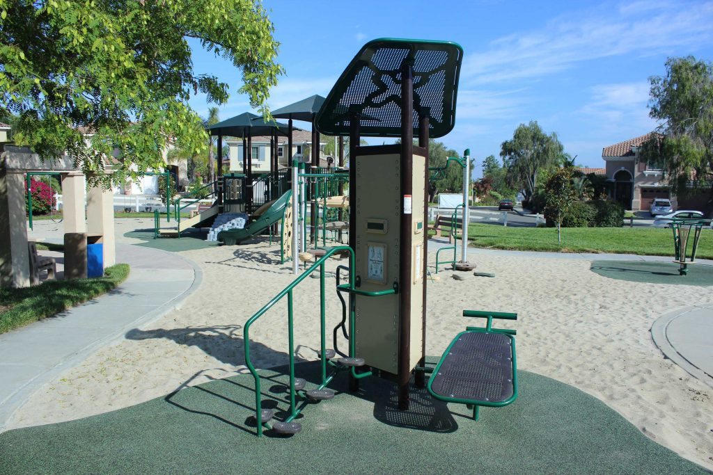 Scripps Highland HOA: Incorporating Exercise Equipment in Community Parks