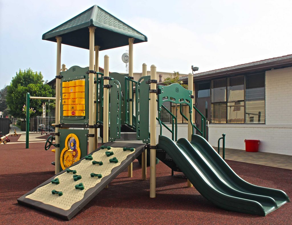 The Importance of School Playground Equipment at San Gabriel Mission School