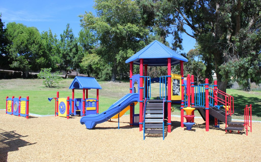 City of Chula Vista Playground Equipment