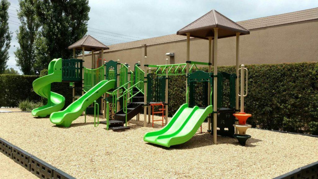 Irvine Church Playground