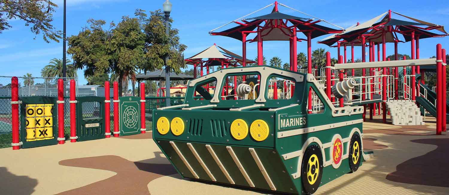 marine corps community services - Commercial Playground Equipment
